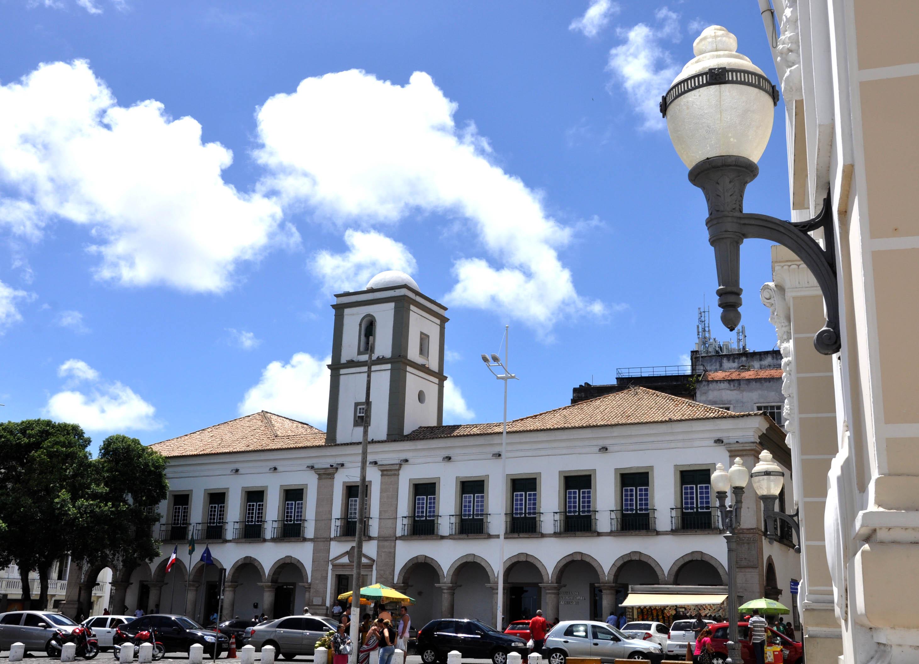 Concurso Câmara Municipal de Salvador 2018