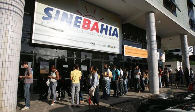 Vagas 2018: Confira as vagas de emprego disponibilizadas pelo SineBahia nesta terça (23/01)