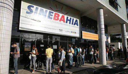 Vagas de emprego no SineBahia nesta terça-feira 12/06/2018