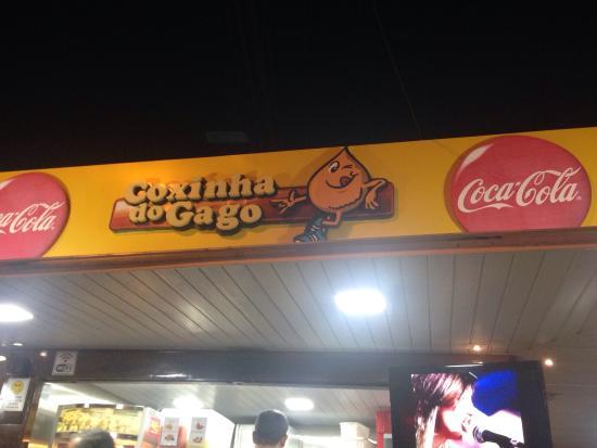 Vaga para atendente no Coxinha do Gago – Imbuí