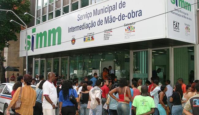 Vagas 2018: Confira as vagas de emprego disponibilizadas pelo SIMM nesta quinta (25/01)