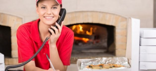 Vaga:  atendente de balcão em pizzaria