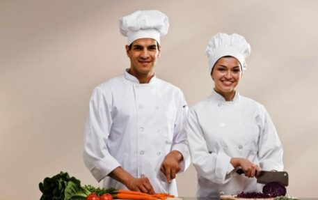 Vaga: Auxiliar de cozinha