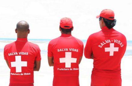 Vagas para Salva-vidas na prefeitura de Salvador, salário R$2.340,00