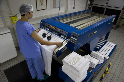 Oportunidade: Oportunidade de emprego para Aux. de Rouparia Hospitalar em Salvador