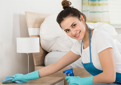 Auxiliar de Limpeza e Conservação