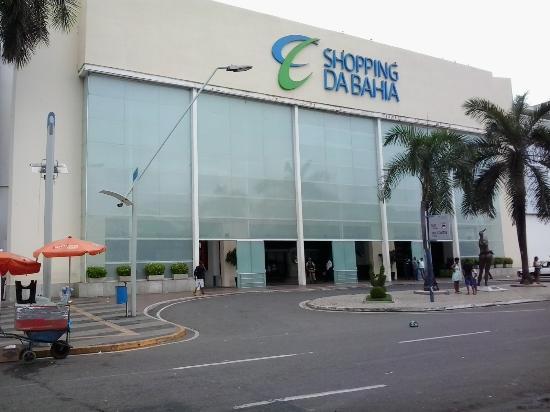 Vaga de operador de caixa em Shopping de Salvador