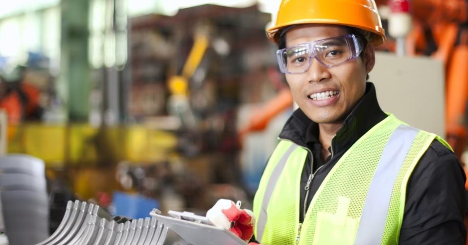 Vagas 2018: Empresa recebe currículos para Técnico em Segurança do trabalho até o dia 07/01