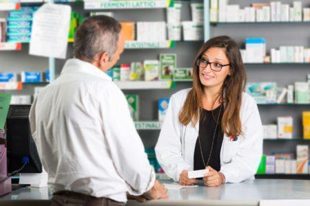 Vaga de Auxiliar de Farmácia
