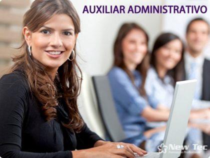Vaga para Auxiliar Administrativo em Salvador
