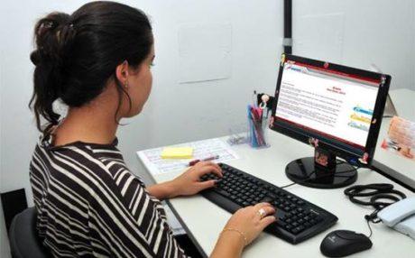 Vaga de assistente administrativo na APSA
