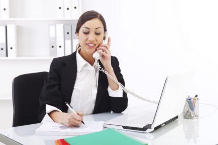 Vaga: secretária executiva