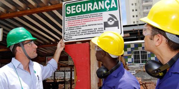 Técnico de segurança do trabalho
