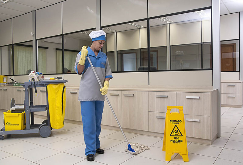 Recruta 2018: Oportunidade de emprego para Auxiliar de Limpeza em Salvador