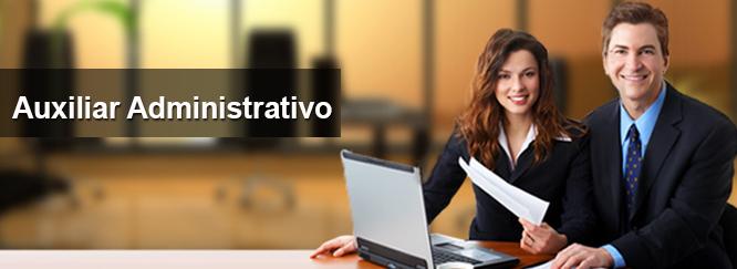 Vaga de assistente administrativo