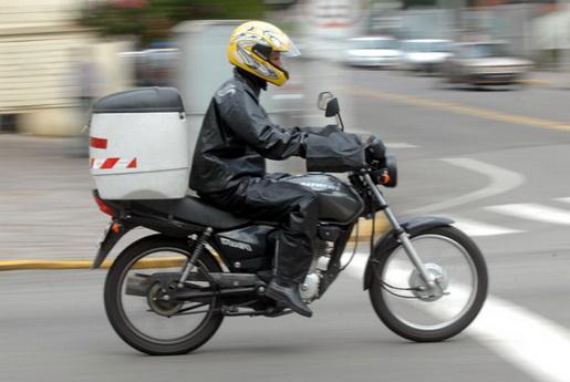 Vaga de motoboy na Suburbana
