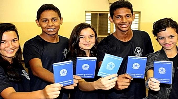 Vaga para Jovem Aprendiz em Lauro de Freitas