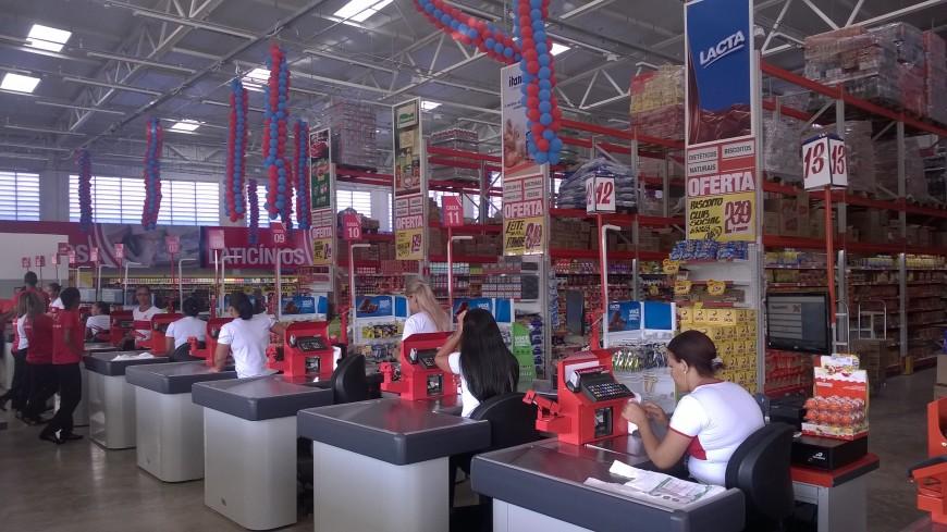 Vaga de assistente fiscal no Novomix Supermercados