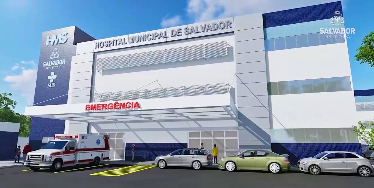 [VAGA2018] – Hospital Municipal de Salvador abre 681 vagas de empregos em 67 funções diferentes