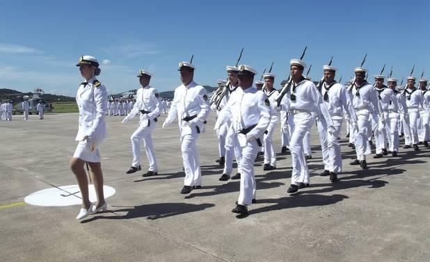 [VAGA2018] – Marinha abre 64 vagas com salários de R$ 11 mil; oportunidades para homens e mulheres